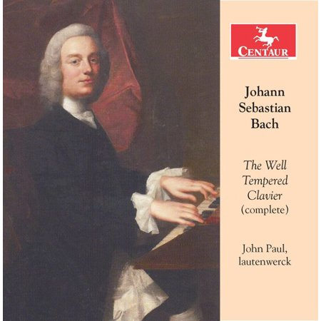Bach Well - Bach: The Well Tempered Clavier (CD)