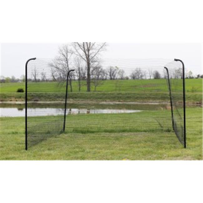 Easy Pet Fence EF4001 Cat Fence 50 ft  Kit - 7 ft  H