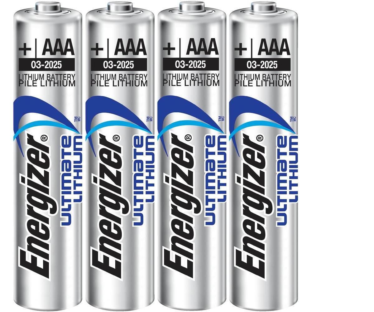 Energizer L92 AAA Lithium Batteries 1.5V 24 Pack + 30% Off! by