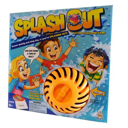 Splash Out Game