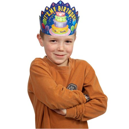 It's My Birthday Crowns (Today It's My Birthday)