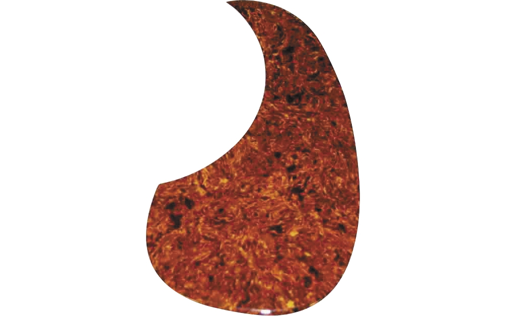 Musician's Gear Acoustic Guitar Self-Adhesive Pickguard by Musician's Gear
