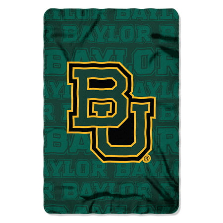 "- NCAA - Baylor Bears , ""Shadow"" 40""x 60"" Fleece Throw"