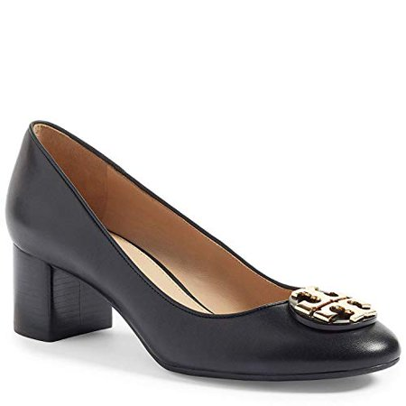 29dae8028 Tory Burch - New Tory Burch Women s Janey 85 mm Pump Calf Leather Perfect  Black (US  7) - Walmart.com
