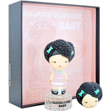 Harajuku Lover Baby By Gwen Stefani For Women's 2 PCS SET](Harajuku Lovers)