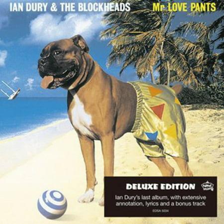 Mr Love Pants (CD)