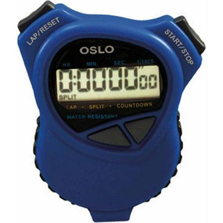 Robic Oslo 1000W Stopwatch Countdown Timer, Blue ()