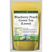 Blueberry Peach Green Tea (Loose) (8 oz, Zin: 537231)