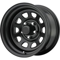 Pro Comp Wheels 51-5873 Rock Crawler Series 51 Black Wheel
