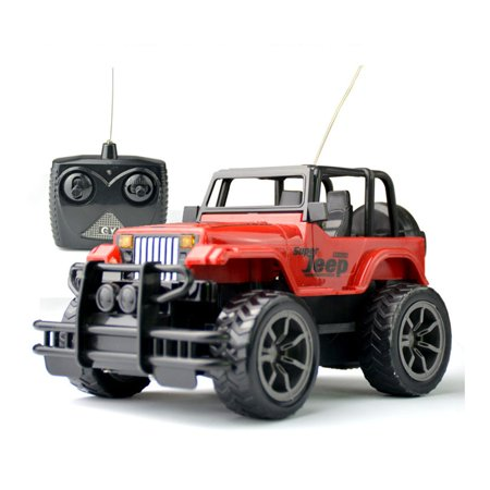 VENSE Kids Toy Car 1:24 Drift Speed Remote Control RC Jeep Off-Road Vehicle Car Toy - image 5 de 5