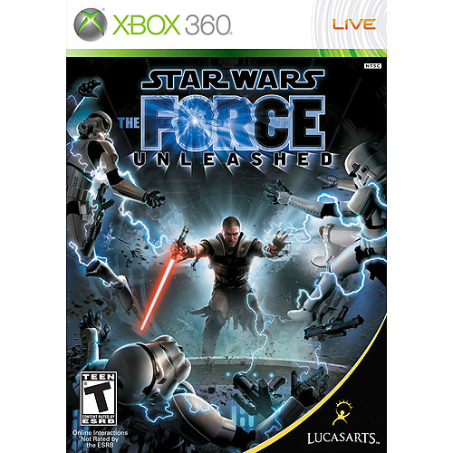 SW Force Unleashed (Xbox 360)