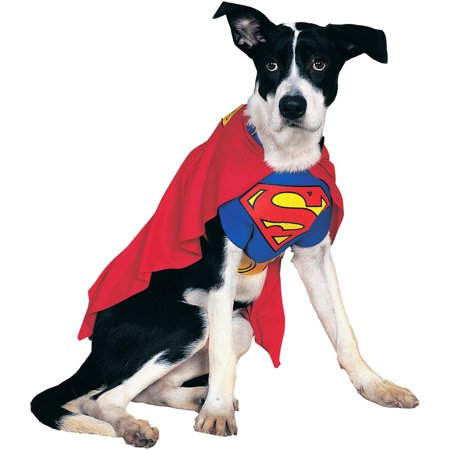 Superman Pet Halloween Costume - It Pat Halloween Costume