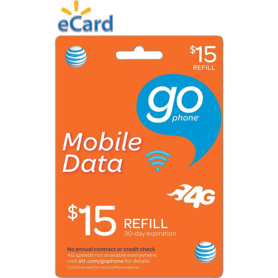 (Email Delivery) AT&T $15 Refill