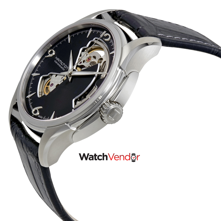 Hamilton Jazzmaster Open Heart Automatic Men's Watch H32565735 - image 2 of 4