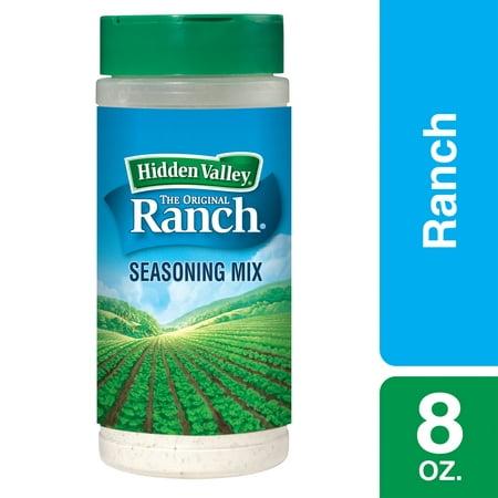(2 pack) Hidden Valley Original Ranch Salad Dressing & Seasoning Mix Shaker - 1 (Best Homemade Salad Dressing)