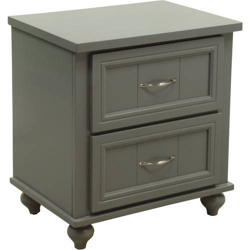 Furniture of America Aida Turned Leg Youth Nighstand, Multiple Colors