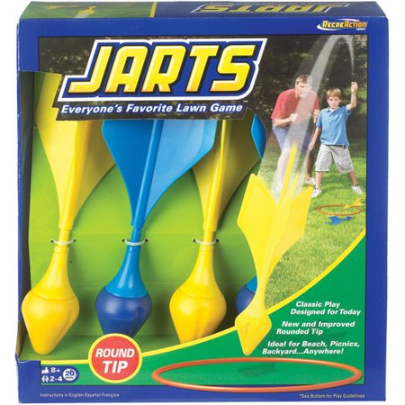 POOF-Slinky Ideal Jarts Dart Target Lawn Game