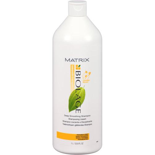 Matrix Biolage Deep Smoothing Shampoo, 33.8 fl oz
