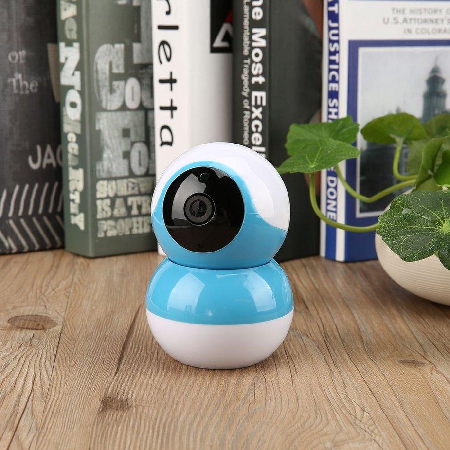 (EU)WTL-H22 Wi-Fi Smart Camera PTZ Full HD Home Monitoring Network Video Camera