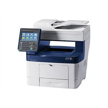Xerox Workcentre 3655I Sm Laser Multifunction Printer   Monochrome   Plain Paper Print   Desktop  3655I Sm