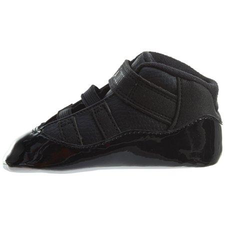 6e292c3321b Jordan - Nike Air Jordan 11 Retro  72-10  Infant Gift Pack Black ...