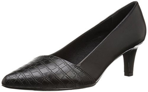 Easy Street Darling Black Pumps, Classics Womens Heels Size 6.5 New by Easy Street