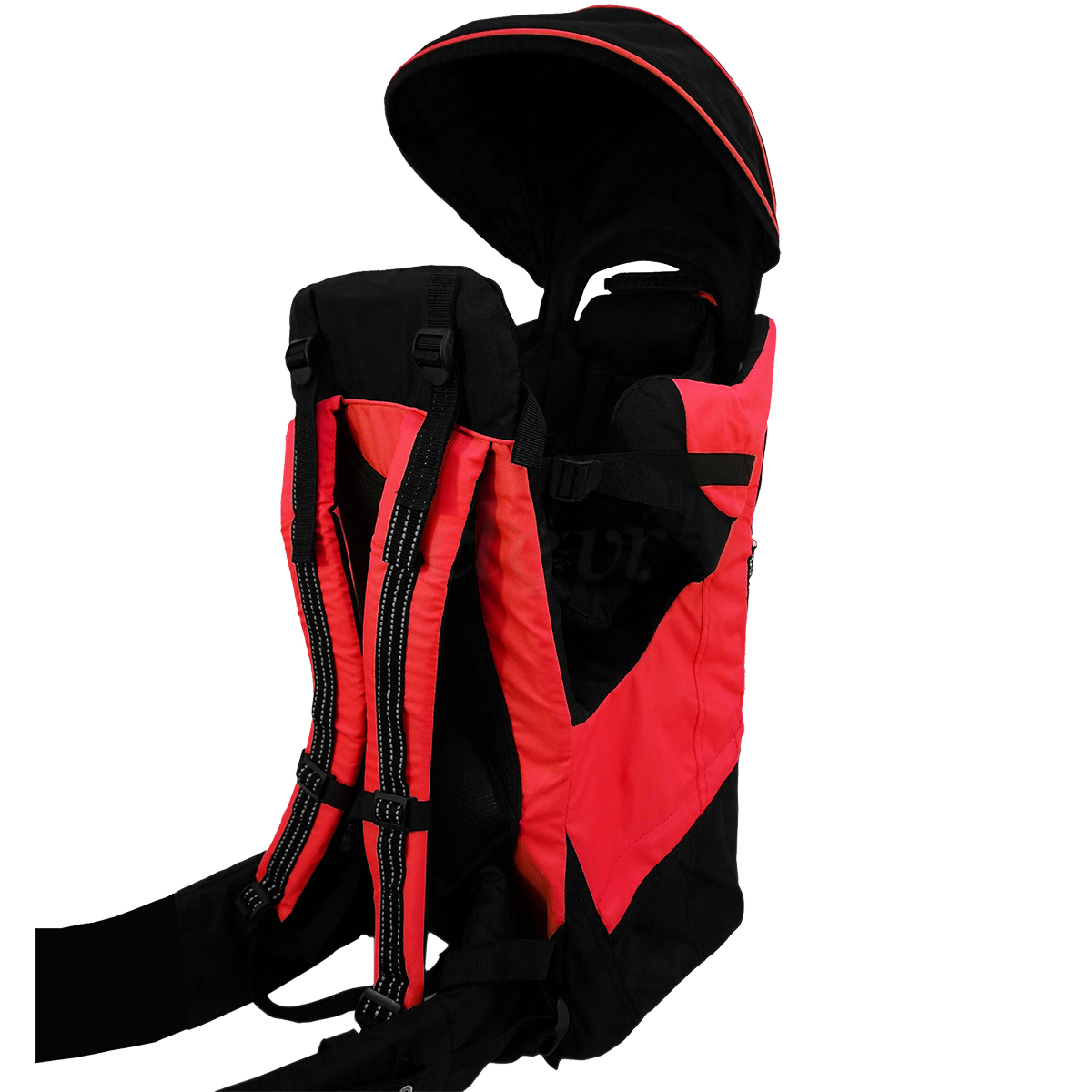 Clevr Baby Toddler Backpack Carrier Stand Child Kid Sun S...