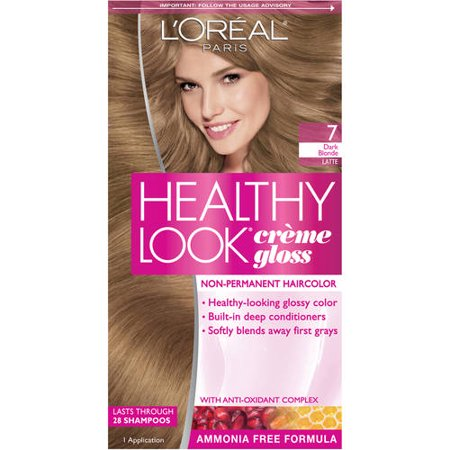 L'Oreal Healthy Look Non-Permanent Hair Color - Walmart.com