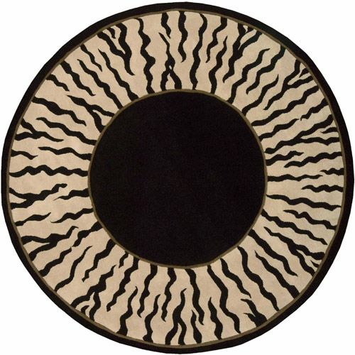 Nourison Dimensions Collection Round Area Rug