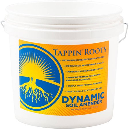 Tappin Roots Dynamic Soil Amender, 2 Gal