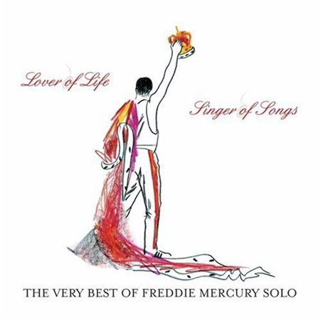 Lover Of Life, Singer Of Songs: The Very Best Of Freddie Mercury Solo (The Best Of The Staple Singers)