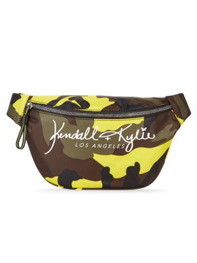 ba494ffba04a Product Image Kendall + Kylie for Walmart Multi Camo Large Fanny Pack