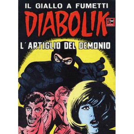 DIABOLIK (33): L'artiglio del demonio - eBook