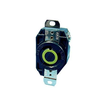 Leviton L5-30 Locking Receptacle Twist Turn Lock Outlet NEMA L5-30R 30A 125V