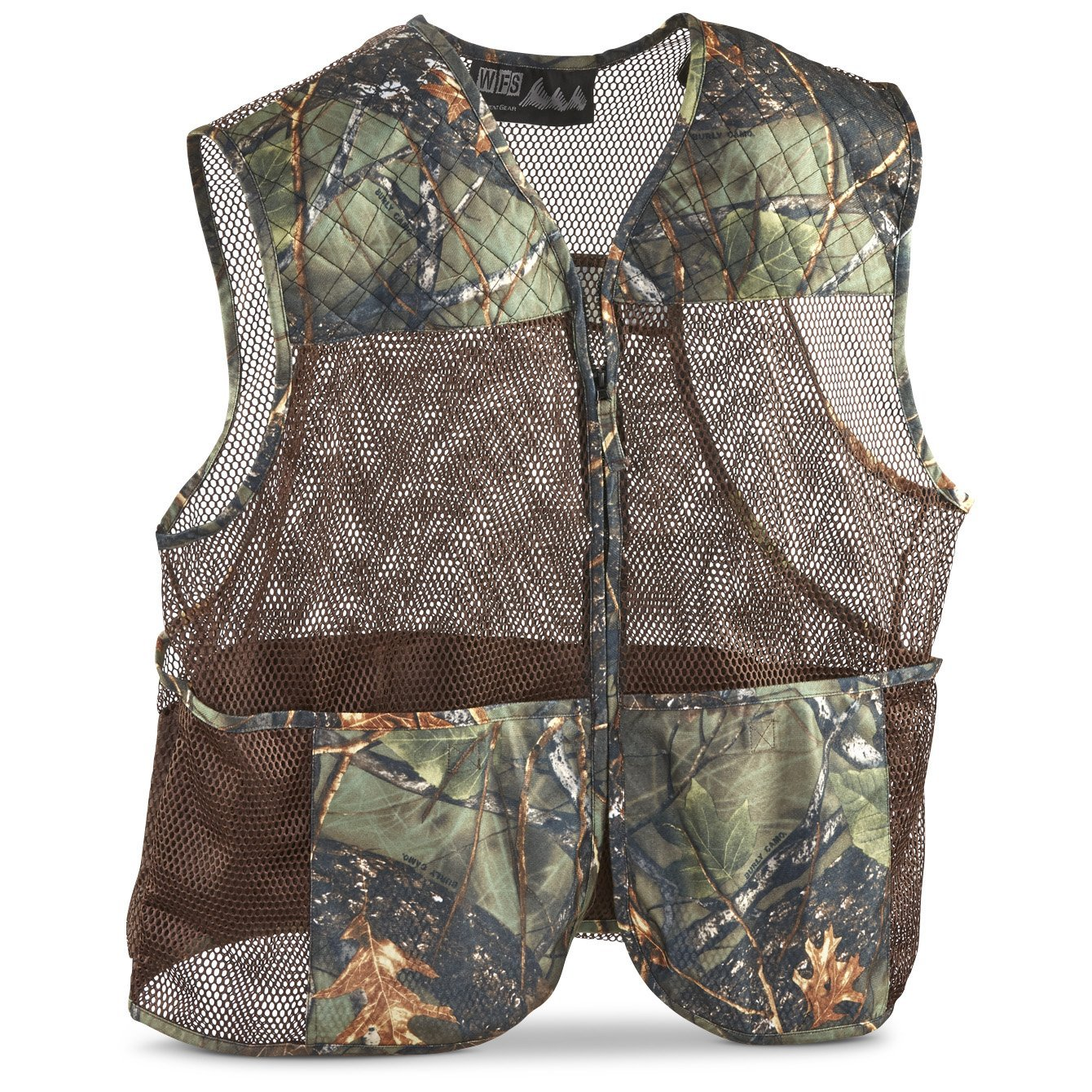 Mesh Game Vest World Famous Sports, Burly, M