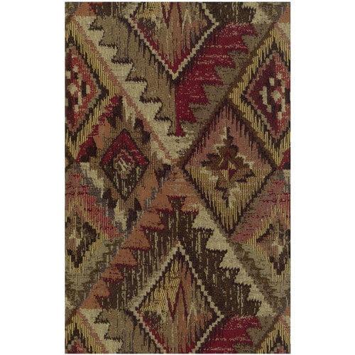 Blazing Needles Premium San Carlos Tapestry Futon Slipcover