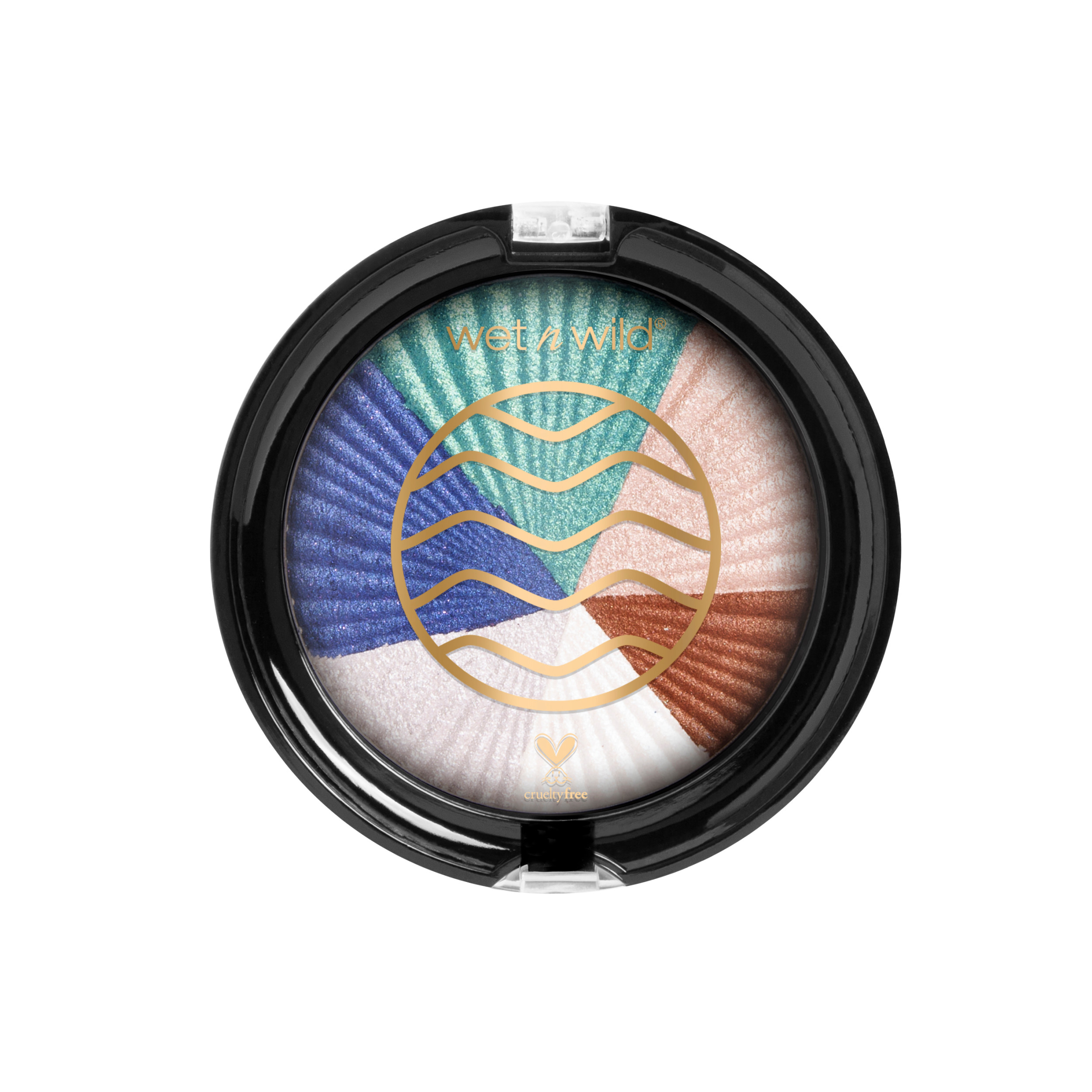 wet n wild Color Icon Eyeshadow, Water