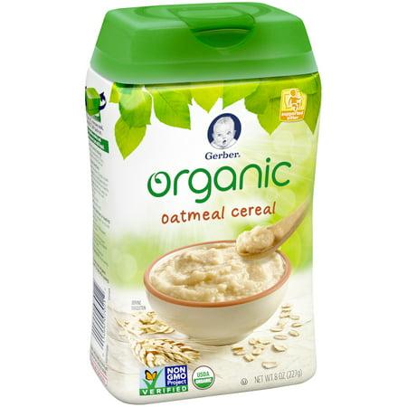 Baby oatmeal