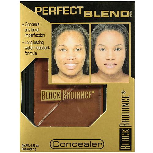 Black Radiance Perfect Blend Concealer, 8011 Light Latte, 0.25 oz