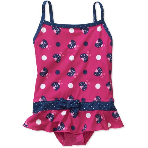 Baby Girls' Ladybug One Piece Swimsuit