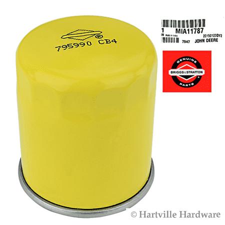 Genuine John Deere MIA11787 Oil Filter