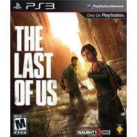 Naughty Dog Inc. The Last of Us, Sony, PlayStation 3, 711719981749