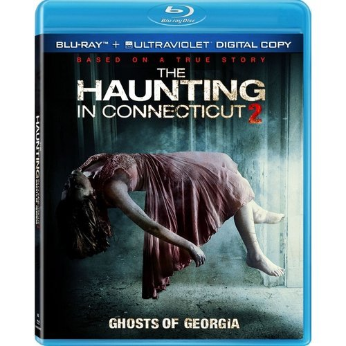 The Haunting In Connecticut 2: Ghosts Of Georgia (Blu-ray   Digital Copy) (With INSTAWATCH) (Widescreen)