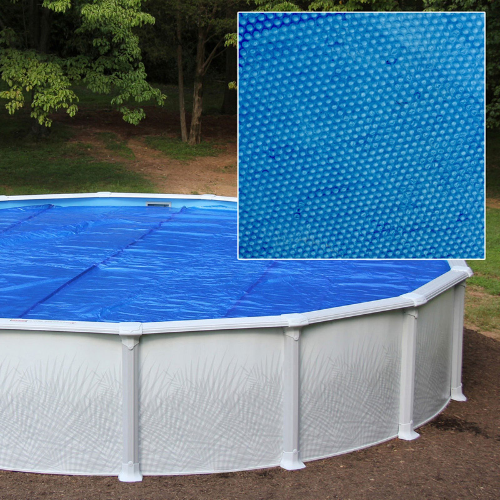Heritage 12' Solar Blanket for Round Pools