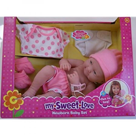 La Newborn 14 Gift Set