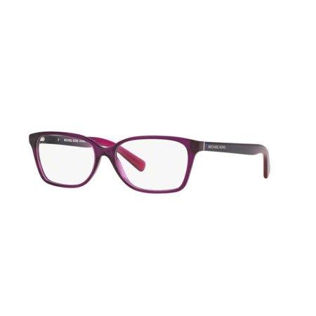fa113cf313d MICHAEL KORS Eyeglasses MK 7001 1003 Rose Gold 54MM - Walmart.com
