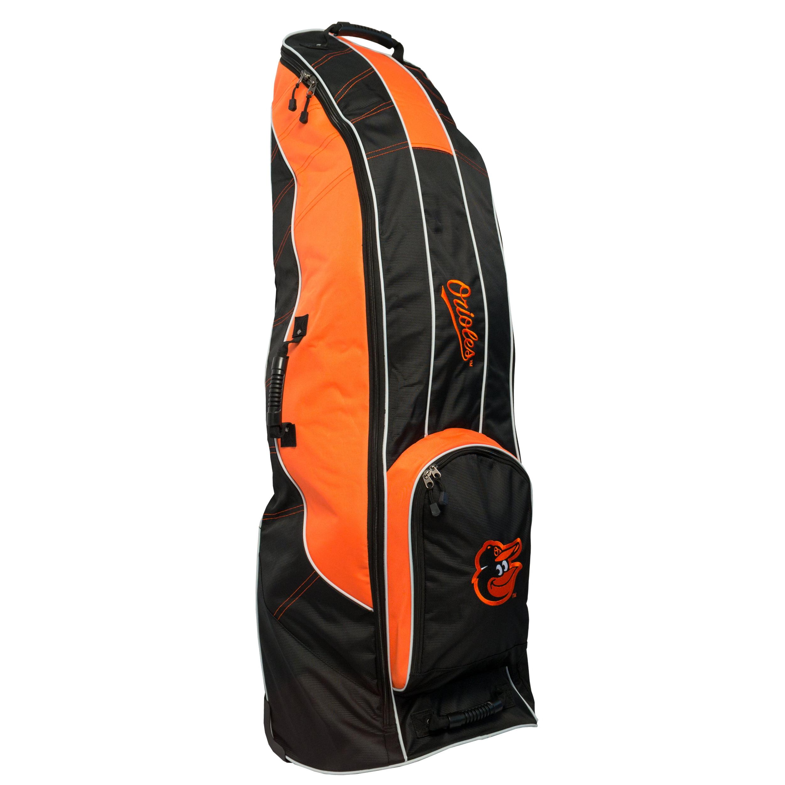 Baltimore Orioles Team Golf Travel Bag - No Size