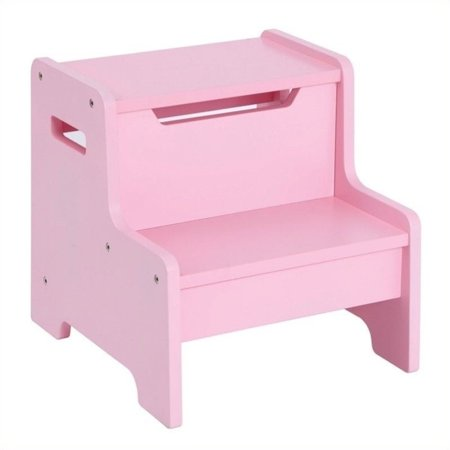 Strange Rosebery Kids Step Stool In Pink Frankydiablos Diy Chair Ideas Frankydiabloscom