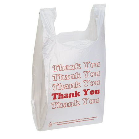 Thank You Bags pk. of 1000 - Thank You Bags