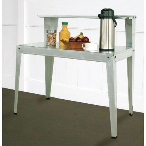AmeriHome Multi-Use Steel Table/Work Bench